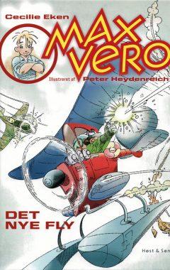 Max Vero – det nye fly (1)